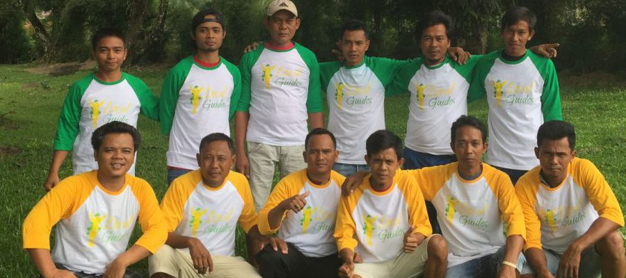 Local Guides team in Bukit Lawang