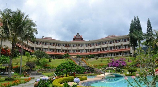 Sinabung Hill Resort